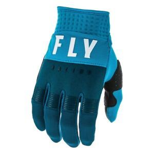 Fly Racing 2020 F-16 Adult Motocross Gloves Navy/Blue/White Fast & Free UK Post