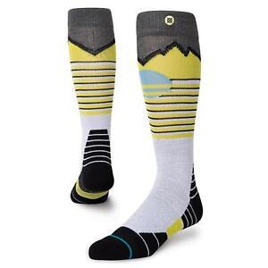 Stance Dawn Patrol 2 Unisex Ski & Snowboard Socks Lime