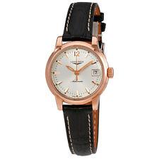 Longines Saint-Imier Silver Dial Ladies Watch L2.263.8.72.3