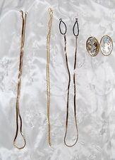 Arabian Horse Show Halter Conchos Sapphire Mexico,  3 Gold Throatlatch Chains