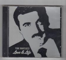 (HX927) Tom Martucci, Love & Life - 1996 Sealed CD