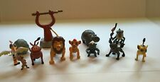 Walt Disney Lion King Toy Lot of 10 Action Figure Toys