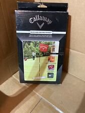 Callaway Backyard Driving Range Golf Practice/training ~Nib
