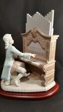 Lladro Young Bach #1801, Limited Edition, Signed by Juan Lladro