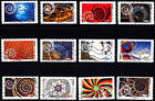 France 2014 Dynamics Stamps P Used S/A