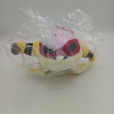 "Super Mario Bros Series 10"" Roy Koopa Plush Toy Doll Stuffed Japanese Import NEW"