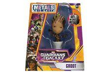 "Jada Toys Guardians of the Galaxy 4"" Metals Diecast Figure Groot M153 97912"