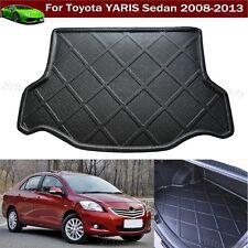 Car Carpet Cargo Mat Trunk Liner Tray Floor Mat For Toyota YARIS Sedan 2008-2013