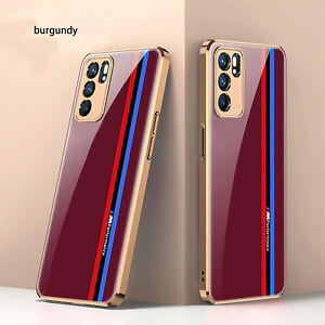 Mobile Phone Case Fashion Painted Reno6pro Shell Suitable for Oppo Reno 6 5G
