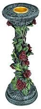CHANDELIER DRAGON AVEC ARABESQUE de Roses Figurine décorative Mystique Gothique