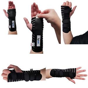 New Breathable Hand Wrist Support Splint Sprain Injury Carpal Tunnel S M L XL UK
