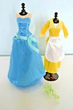Disney Store Princess and Tiana Wardrobe Boutique Luxury dresses Gift