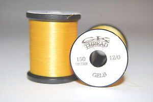 CK - Thread 12/0   150 Meter Bindegarn  1  Spule
