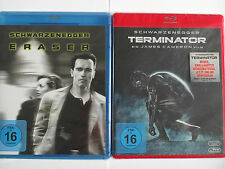 Eraser + Terminator - Arnold Schwarzenegger Sammlung, Michael Biehn, L. Hamilton