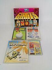 Job Lot of Spectrum + 3 Floppy Disc Games Hellfire Attack 3D Pool Giants Box