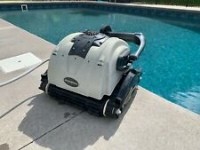 Aquabot Z1 Industrial Robotic Pool Cleaner - New Drive Track and Belts