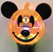 Disney Mickey Mouse Light Spinner Halloween Multicolor Trick or Treat Ages 3+