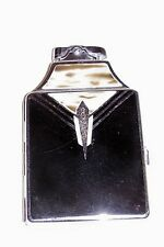 Vintage Ronson Combination Cigarette Case Built-in Lighter Tobacco Collectable