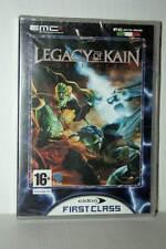 LEGACY OF KAIN DEFIANCE GIOCO NUOVO PC DVD VERSIONE ITALIANA VBC 42582