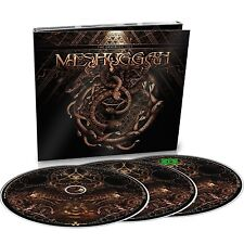MESHUGGAH - THE OPHIDIAN TREK DVD +2CD DIGIPACK NEU