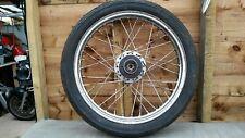 1991 YAMAHA VIRAGO XV535 XV 535 FRONT WHEEL