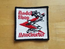 Vintage Model Shop Manchester Sew On Patch - New Old Stock