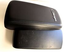 Dodge Charger (2008-2010) Armrest/Center Console Cover (BLACK CARBON FIBER)
