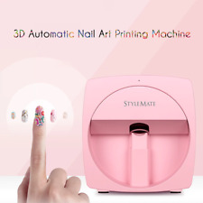 Stylemate Mobile Nail Printer 3D Automatic Nail Painting Easy All-Intelligent