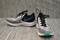 Nike Zoom Winflo 6 AQ8228-001 Running Shoes, Women's Size 9.5, White