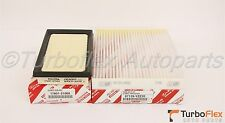 Toyota Prius C 2012-2016 Air & Cabin Filter Kit Genuine OEM 17801-21060