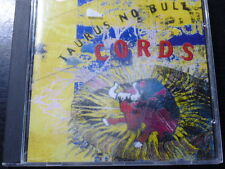"CD ""Taurus no bull"" von Cords / 50.768"