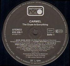 CARMEL - Le Tambour Est Everything - Métronome
