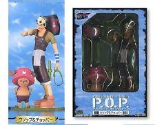 Megahouse One Piece Portrait of Pirates POP Usopp Chopper Figure Authentic New