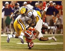 Lamin Barrow Signed 8x10 Football Photo W / COA LSU