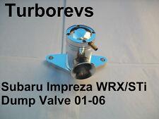 PISTON DUMP BLOW OFF VALVE FOR SUBARU IMPREZA GDA GDB WRX STI 2001 - 2006