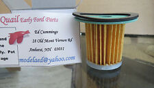 """Model """"A"""" Ford  Fuel/Gas Filter for Glass Sediment Bowl"""