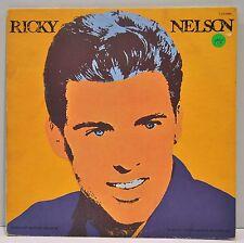 RICKY NELSON   Double vinyl LP    UAS - 9960