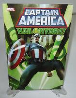 Captain America: Hail Hydra! Black Panther Marvel TPB Trade Paperback Brand New