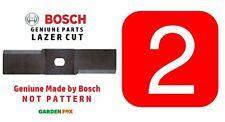 2 X BOSCH AXT RAPID 180 200 2000 2200 lama trituratore solo 2608635492 #A