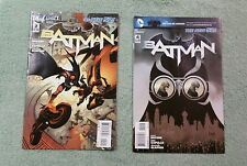 Batman New 52 25 issue lot 2 4 (2nd) 5 6 7 8 23.2 40 movie red white variants