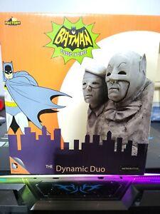 Batman The Dynamic Duo Monolith Sculpture 1966 classic Factory Entertainment NIB