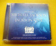 """CD """" MICHAEL JACKSON + JACKSON FIVE - BEST OF THE MOTOWN YEARS """" 20 SONGS (ABC)"""