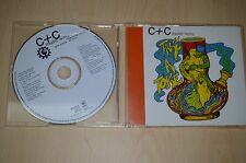 C + C Music Factory Featuring Trilogy – Take A Toke The Remix. 6610632 CD-Maxi