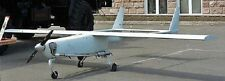 Krunk Armenia Military Unmanned Aerial Vehicle Aircraft Desktop Wood Model Small