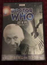 Doctor Who - Lost in Time: The William Hartnell Years (Dvd, 2004)