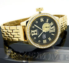 HAEMMER GERMANY LADIES AUTOMATIC FEMINICA 'NADJA' SAPPHIRE SWAROVSKIS 45mm NA-06