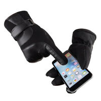 Inverno Warm Unisex Touch Screen Thermal Lined Pieno-Dito Gloves For Smart