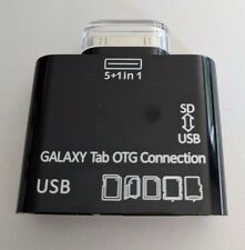 5 in 1 SAMSUNG GALAXY TAB USB OTG Camera Connection Kit USB SD MS MMC DDO M2
