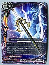 Buddyfight 1x S-CBT01/0035EN - R - Black Dragon Sword, Geilblade