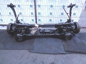 05-08 FORD FOCUS REAR COMPLETE AXLE WITH DRUMS & ABS 5 STUD GENUINE PART